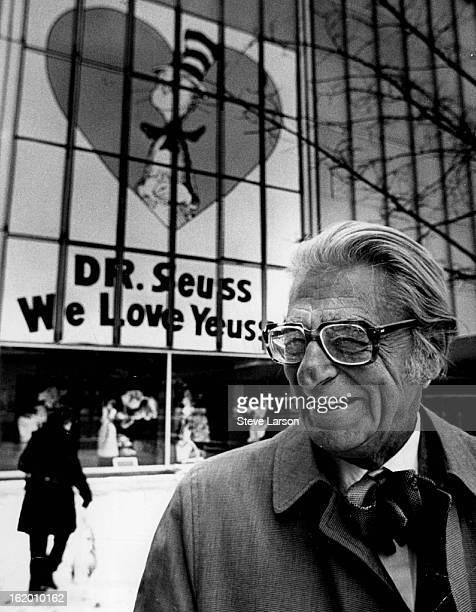 FEB 7 1976 FEB 9 1976 APR 1 1984 Geisel Theodor Seuss Individuals Dr Seuss
