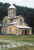 Gelati monastery near Kutaisi Georgia 12th century