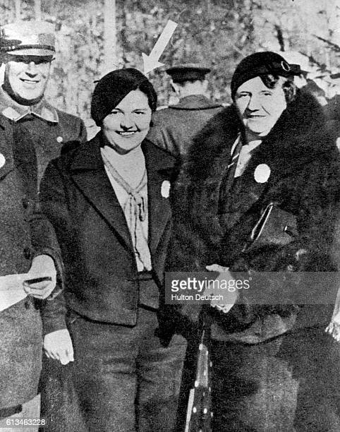 Geli Raubal and her mother Angela Hitler Raubal Geli was Adolf Hitler's niece and apparently also his lover her mysterious death in 1931 was ruled a...