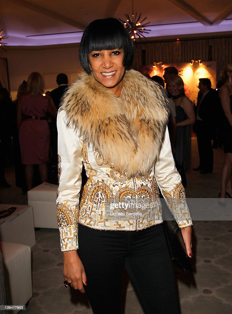 <a gi-track='captionPersonalityLinkClicked' href=/galleries/search?phrase=Gelila+Assefa&family=editorial&specificpeople=227001 ng-click='$event.stopPropagation()'>Gelila Assefa</a> Puck attends the Vanity Fair Montblanc party celebrating The Collection Princesse Grace de Monaco held at Hotel Bel-Air Los Angeles on February 21, 2012 in Los Angeles, California.