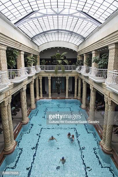 Gellert Baths, Budapest, Hungary