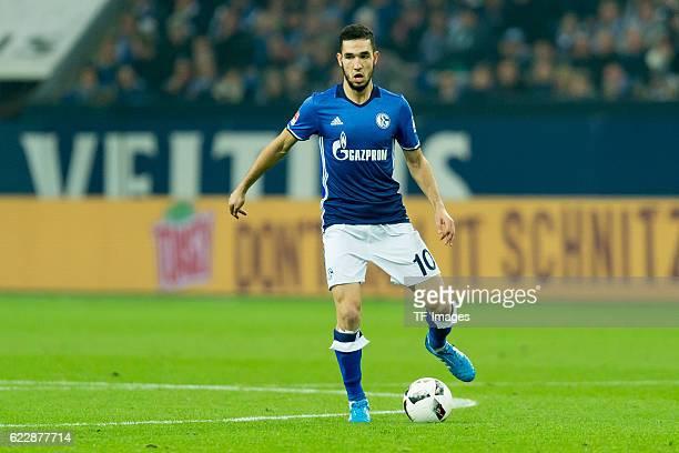 Gelsenkirchen Germany 1 Bundesliga 10 Spieltag FC Schalke 04 SV Werder Bremen 31 Nabil Bentaleb in aktion