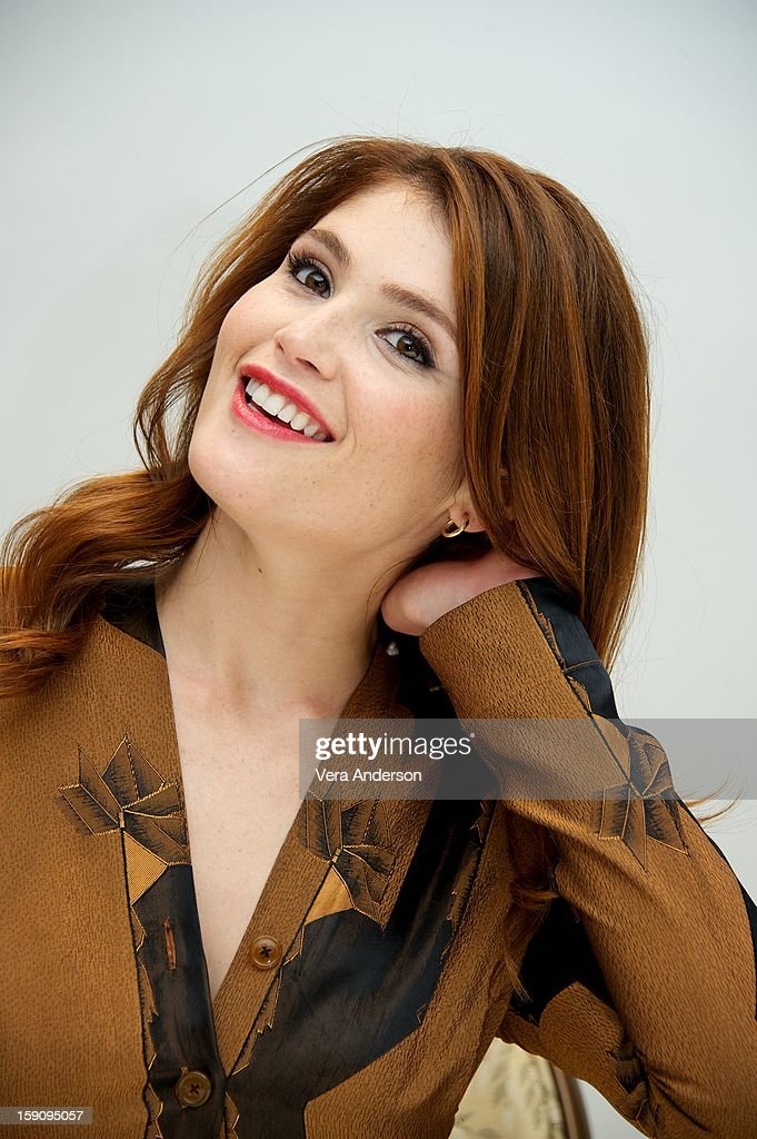 <a gi-track='captionPersonalityLinkClicked' href=/galleries/search?phrase=Gemma+Arterton&family=editorial&specificpeople=4296305 ng-click='$event.stopPropagation()'>Gemma Arterton</a> at the 'Hansel And Gretel Witch Hunters' Press Conference at the Four Seasons Hotel on January 5, 2013 in Beverly Hills, California.