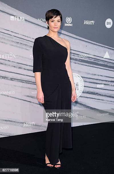 Gemma Arterton attends at The British Independent Film Awards at Old Billingsgate Market on December 4 2016 in London England