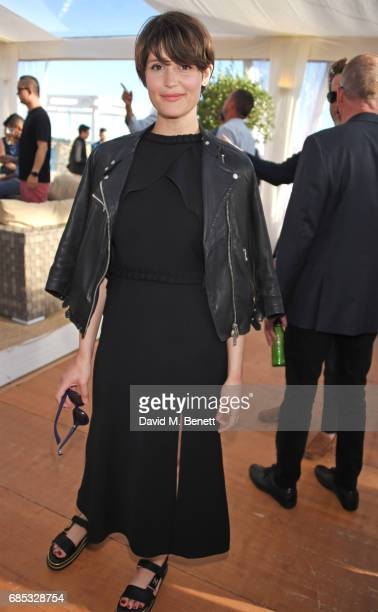 Gemma Arterton attends Focus Features' 15th Anniversary party at the Cannes Film Festival at Baoli Beach on May 19 2017 in Cannes France