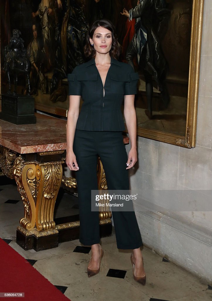 <a gi-track='captionPersonalityLinkClicked' href=/galleries/search?phrase=Gemma+Arterton&family=editorial&specificpeople=4296305 ng-click='$event.stopPropagation()'>Gemma Arterton</a> attends the Christian Dior Spring Summer 2017 Cruise Collection at Blenheim Palace on May 31, 2016 in Woodstock, England.