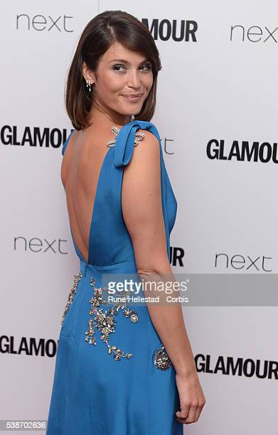 Gemma Arterton attends the Glamour Women Of The Year Awards at Berkeley Square Gardens on June 7 2016 in London England