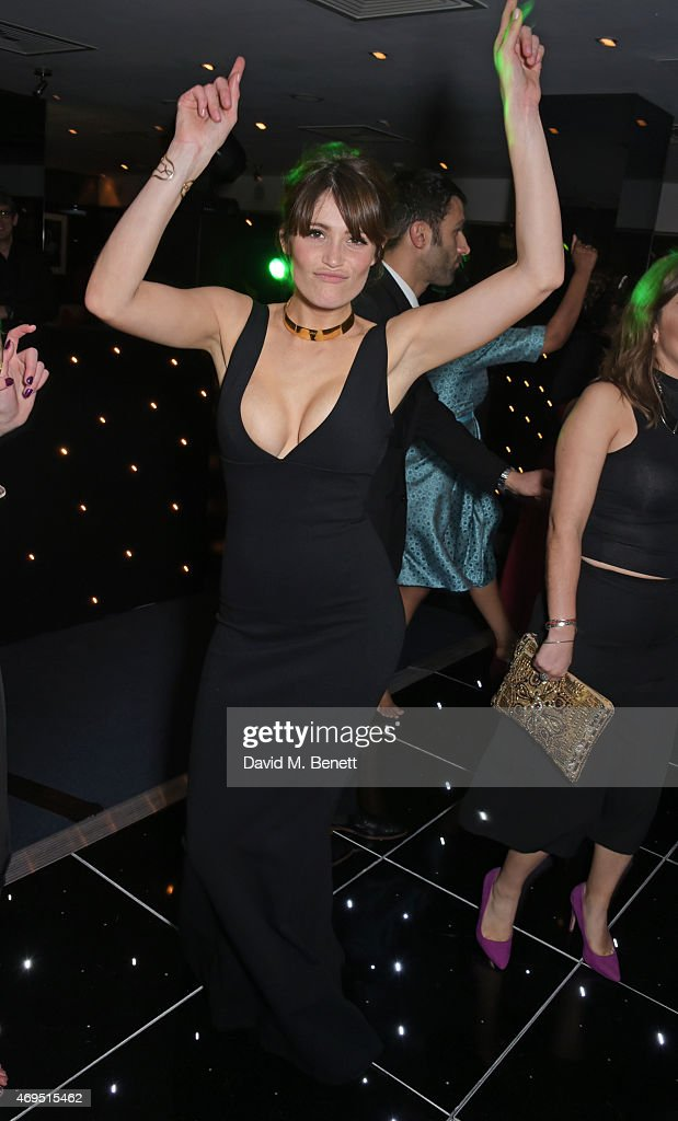<a gi-track='captionPersonalityLinkClicked' href=/galleries/search?phrase=Gemma+Arterton&family=editorial&specificpeople=4296305 ng-click='$event.stopPropagation()'>Gemma Arterton</a> attends The Olivier Awards after party at The Royal Opera House on April 12, 2015 in London, England.