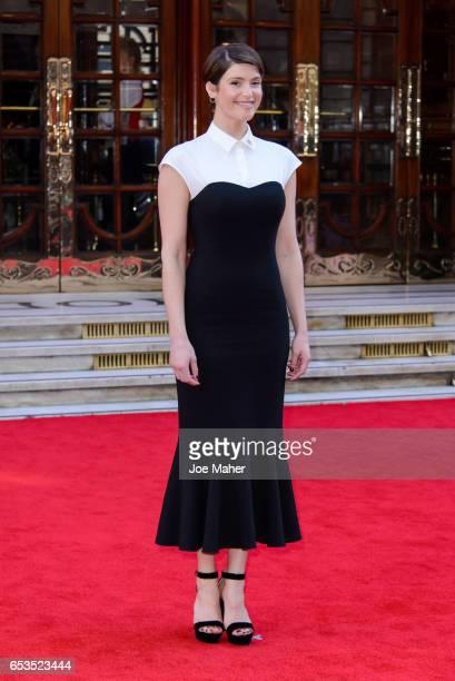 Gemma Arterton attends the Prince's Trust Celebrate Success Awards on March 15 2017 in London England