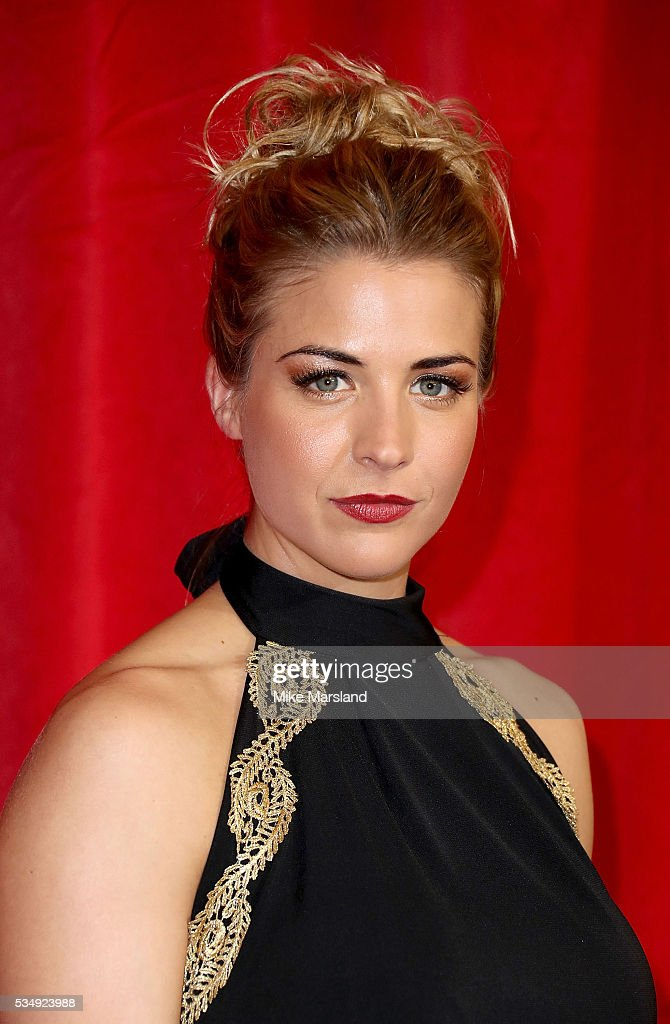 <a gi-track='captionPersonalityLinkClicked' href=/galleries/search?phrase=Gemma+Atkinson&family=editorial&specificpeople=240257 ng-click='$event.stopPropagation()'>Gemma Atkinson</a> attends the British Soap Awards 2016 at Hackney Empire on May 28, 2016 in London, England.