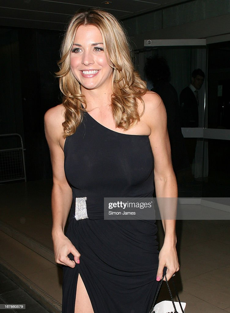 Gemma Atkinson sighting on May 1, 2013 in London, England.