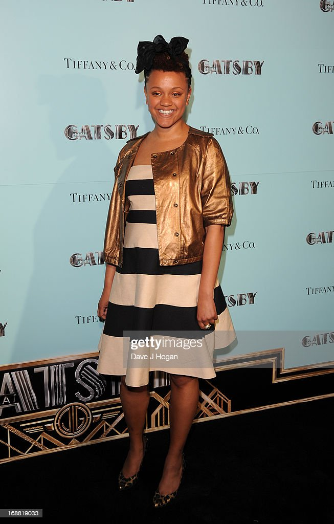 Gemma Cairney attends The Great Gatsby Special Screening at Cineworld Haymarket on May 15, 2013 in London, England.