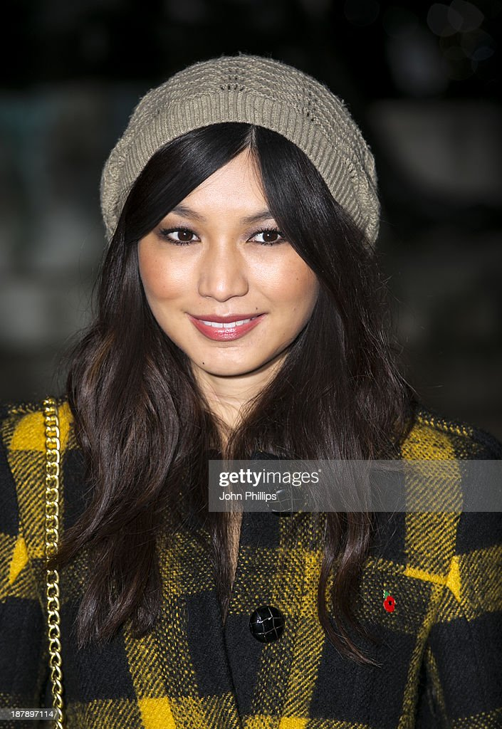 <a gi-track='captionPersonalityLinkClicked' href=/galleries/search?phrase=Gemma+Chan&family=editorial&specificpeople=6928347 ng-click='$event.stopPropagation()'>Gemma Chan</a> attends the launch of Skate at Somerset House on November 13, 2013 in London, England.
