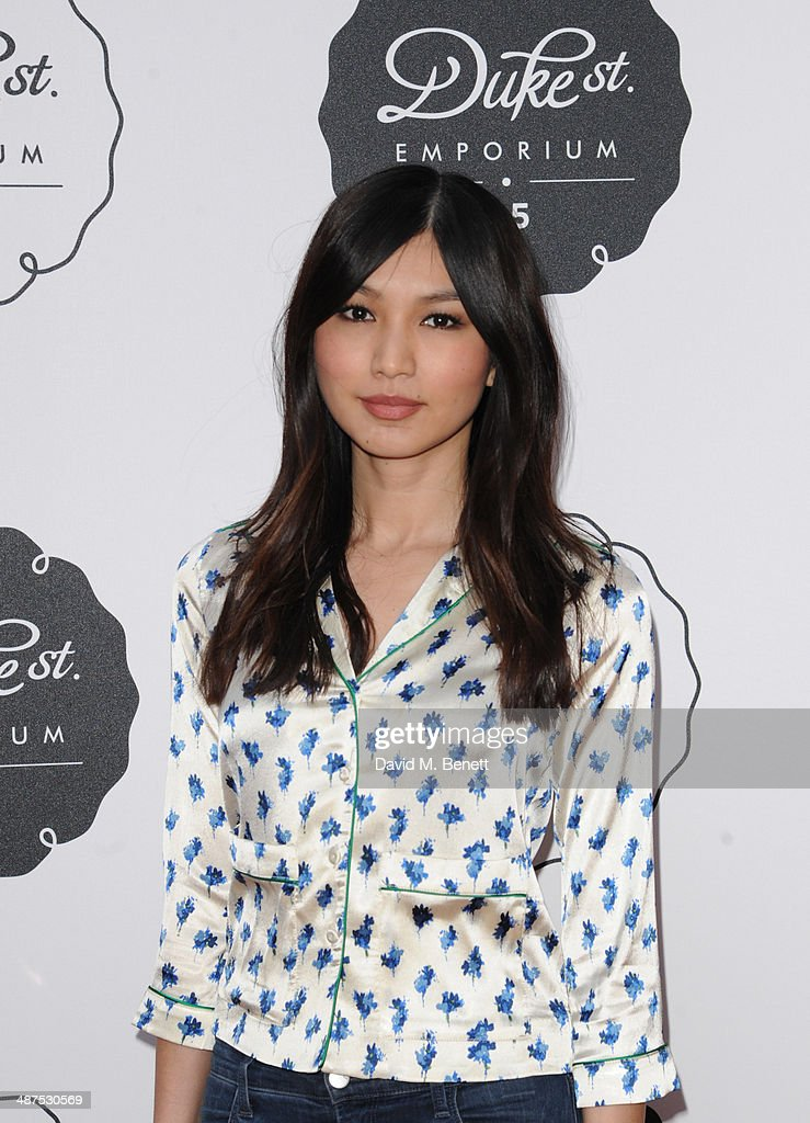 <a gi-track='captionPersonalityLinkClicked' href=/galleries/search?phrase=Gemma+Chan&family=editorial&specificpeople=6928347 ng-click='$event.stopPropagation()'>Gemma Chan</a> attends the new concept store 'The Duke Street Emporium' launched by The Jigsaw Group on April 30, 2014 in London, England.