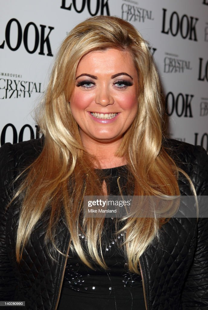 Gemma Collins attends the 5th anniversary party of LOOK magazine at One Marylebone on March 1, 2012 in London, England.