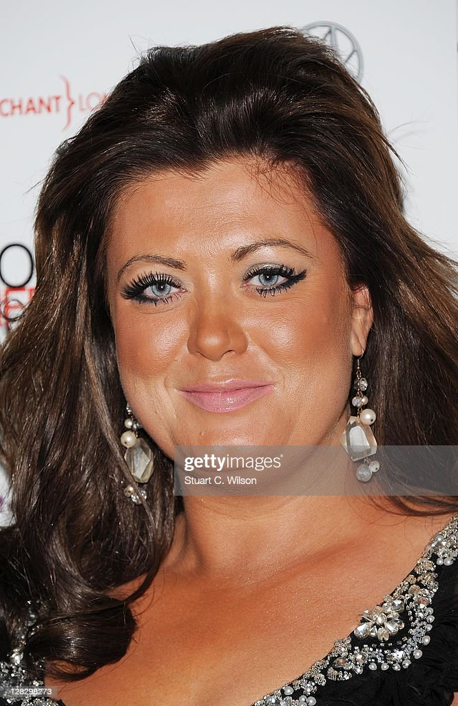 Gemma Collins attends the London Lifestyle Awards 2011 at Park Plaza Riverbank Hotel on October 6, 2011 in London, England.