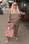 London Celebrity Sightings - July 4, 2020
