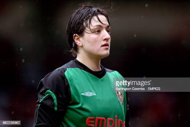 Gemma Fay Leeds United goalkeeper