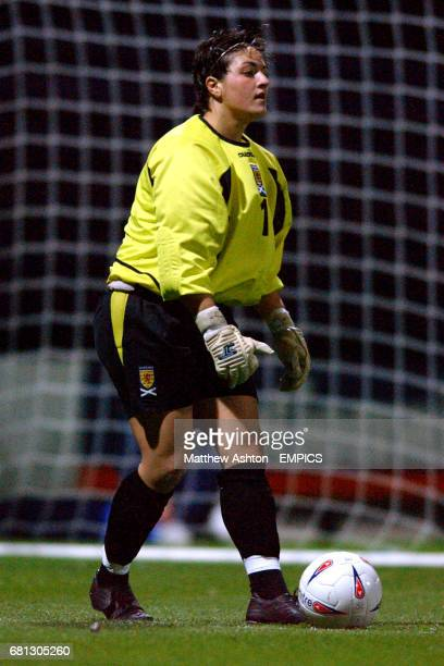 Gemma Fay Scotland goalkeeper
