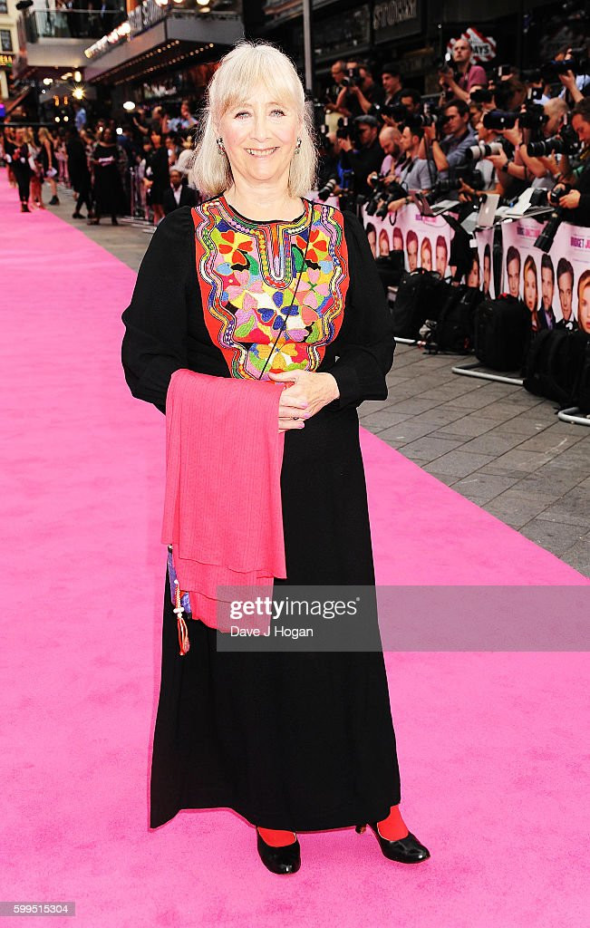 gemma-jones-arrives-for-the-world-premiere-of-bridget-joness-baby-at-picture-id599515304