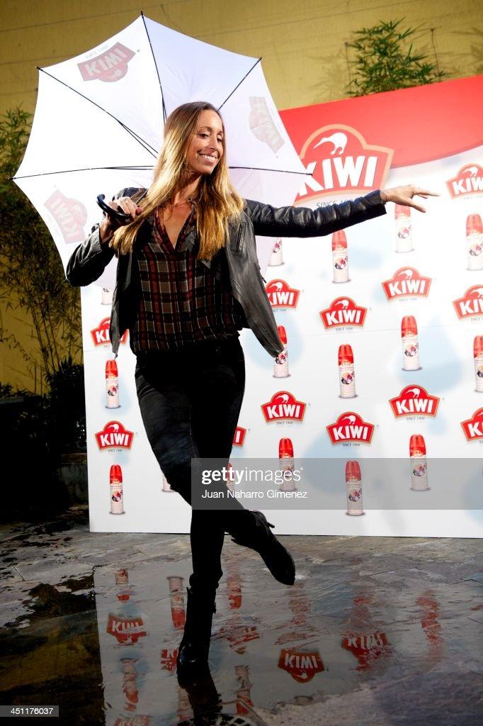 Gemma Mengual Presents 'Kiwi' in Madrid