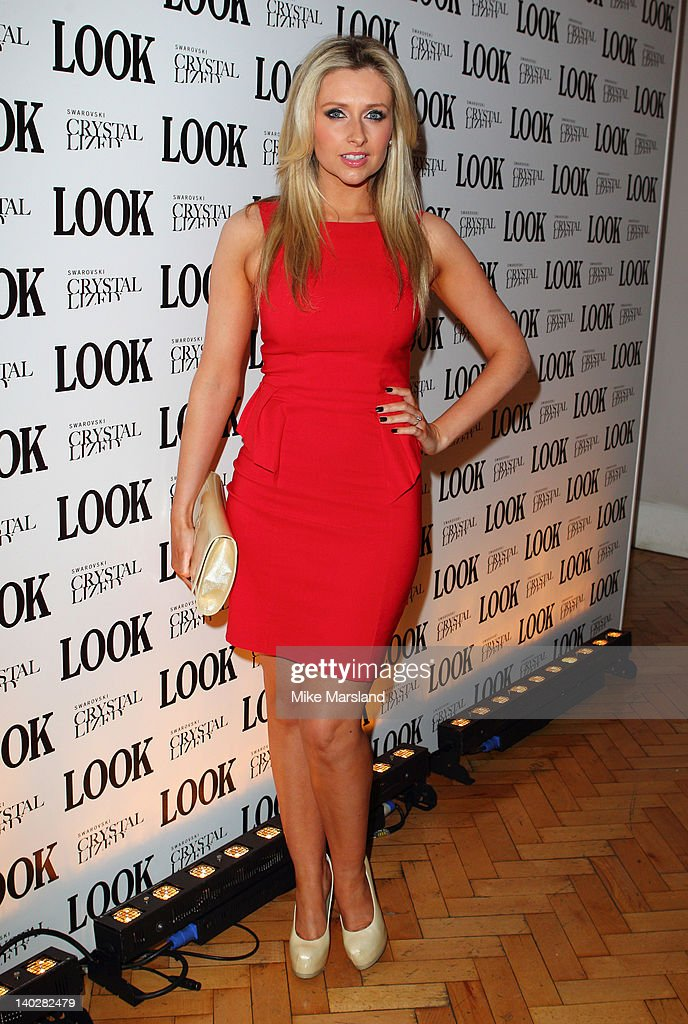 <a gi-track='captionPersonalityLinkClicked' href=/galleries/search?phrase=Gemma+Merna&family=editorial&specificpeople=3983471 ng-click='$event.stopPropagation()'>Gemma Merna</a> attends the 5th anniversary party of LOOK magazine at One Marylebone on March 1, 2012 in London, England.