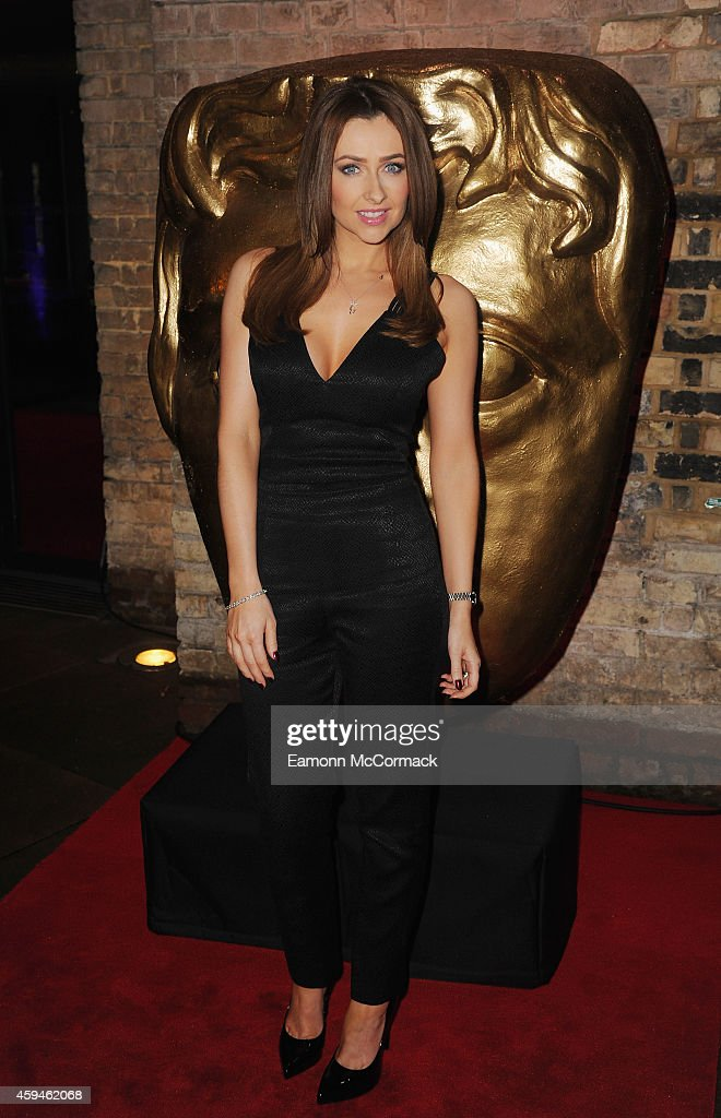 Gemma Merna attends the BAFTA Academy Children's Awards at London Hilton on November 23 2014 in London England