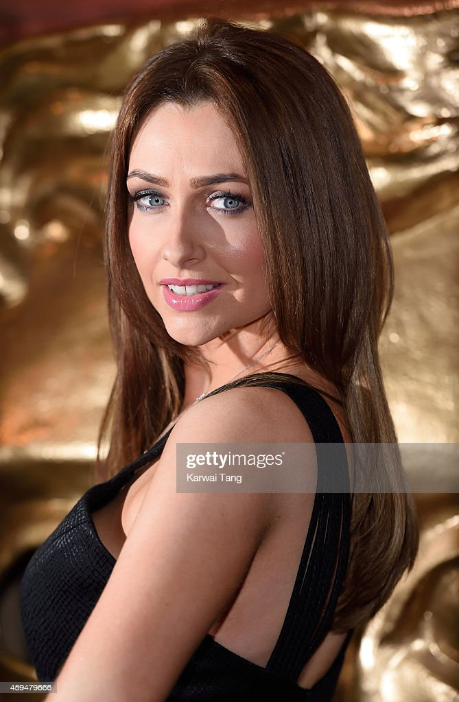 Gemma Merna attends the BAFTA Academy Children's Awards at the Roundhouse on November 23 2014 in London England