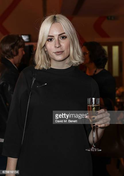 Gemma Styles at E's Mariah's World launch at Ham Yard Hotel on November 24 2016 in London England
