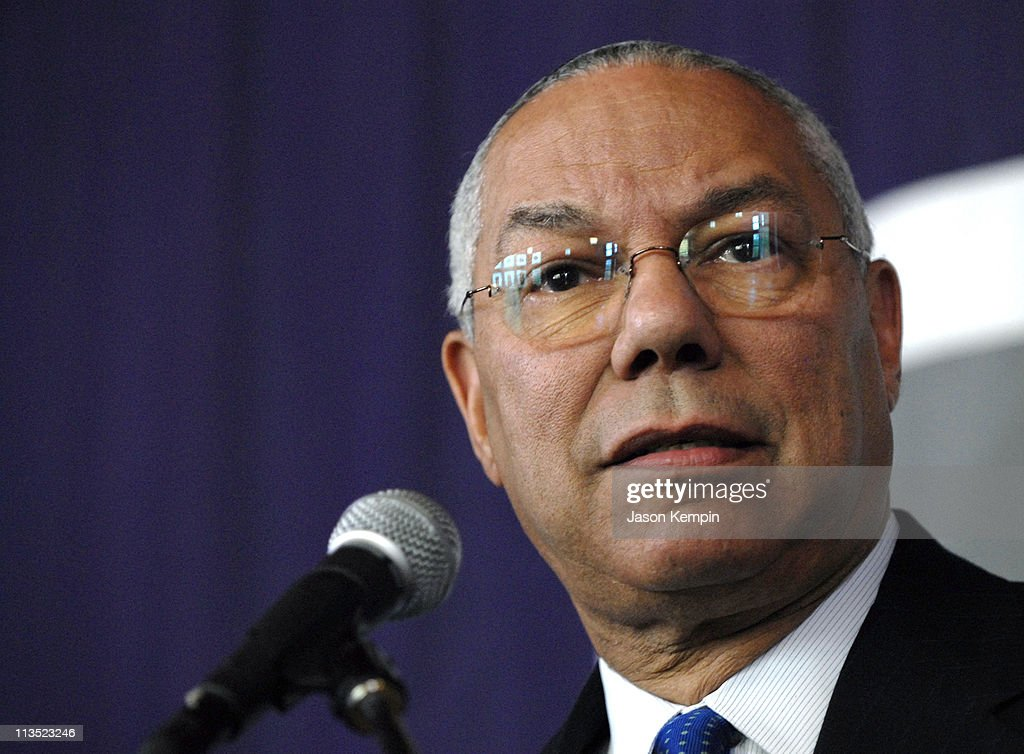 Gen. <a gi-track='captionPersonalityLinkClicked' href=/galleries/search?phrase=Colin+Powell&family=editorial&specificpeople=118599 ng-click='$event.stopPropagation()'>Colin Powell</a> announces a major gift to The City College of New York and the formation of an Advisory Board for the <a gi-track='captionPersonalityLinkClicked' href=/galleries/search?phrase=Colin+Powell&family=editorial&specificpeople=118599 ng-click='$event.stopPropagation()'>Colin Powell</a> Center for Policy Studies at Shepard Hall, City College of New York in New York City on May 3, 2006.