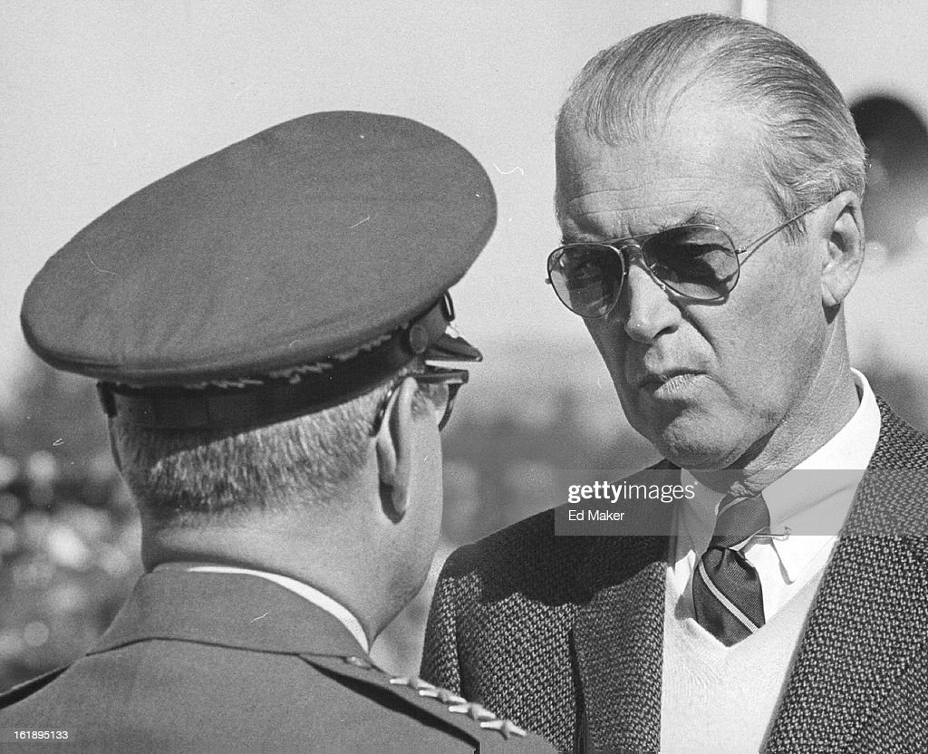 curtis e le stock photos and pictures getty images oct 1962 oct 21 1962 gen curtis le and brig gen james stewart the movie star
