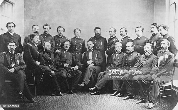 Gen William T Sherman staff Sherman served under General Ulysses S Grant in 1862 and 1863 during the campaigns that led to the fall of the...