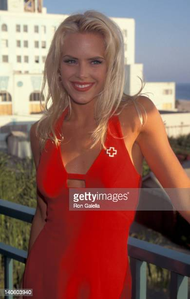 Gena Lee Nolin at the 1995 Red Cross Spirit Awards Honoring Cast of Baywatch Loews Santa Monica Beach Hotel Santa Monica