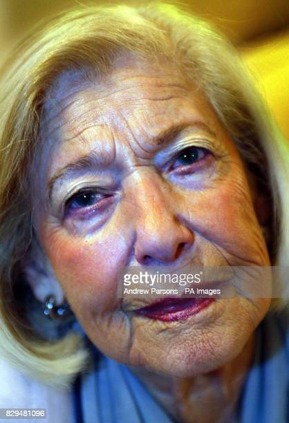 Gena Turgel at her home in London Gena Turgel entered the gas chamber at Auschwitz and lived to tell the tale In the winter of 1944 the 21yearold was...