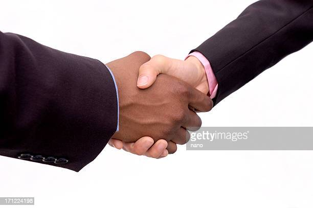 gender handshake