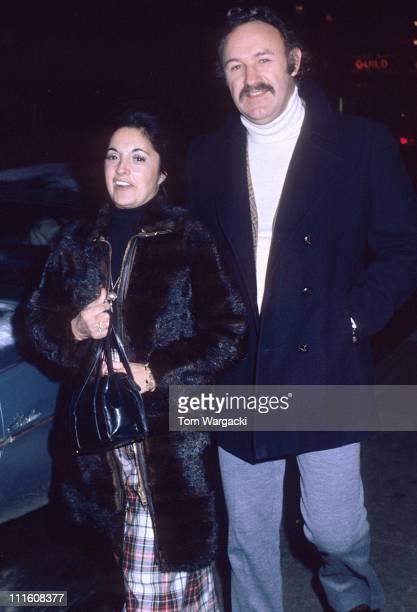 Gene Hackman during Gene Hackman Sighting October 7 1975 in New York City United States
