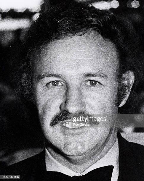 Gene Hackman during Premiere of 'The Godfather' in New York After Party at St Regis Hotel in New York City New York United States