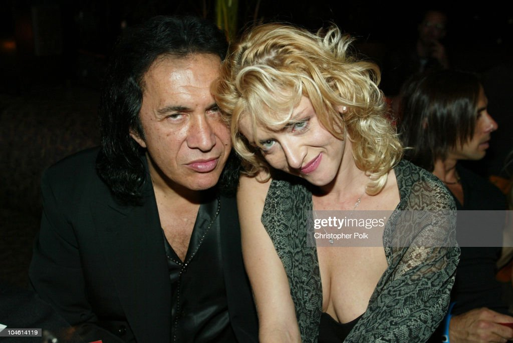 <a gi-track='captionPersonalityLinkClicked' href=/galleries/search?phrase=Gene+Simmons&family=editorial&specificpeople=138593 ng-click='$event.stopPropagation()'>Gene Simmons</a> and Angelic Balik during <a gi-track='captionPersonalityLinkClicked' href=/galleries/search?phrase=Gene+Simmons&family=editorial&specificpeople=138593 ng-click='$event.stopPropagation()'>Gene Simmons</a> and Tongue Magazine at the Key Club in Hollywood at The Key Club in Hollywood, CA, United States.