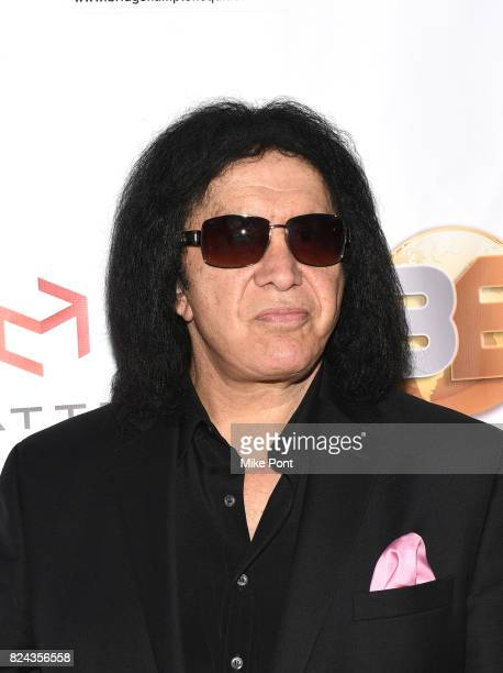 Gene Simmons attends 'The Children Matter' an exclusive charity event benefiting MATTER The Starkey Hearing Foundation presented by Bridgehampton...