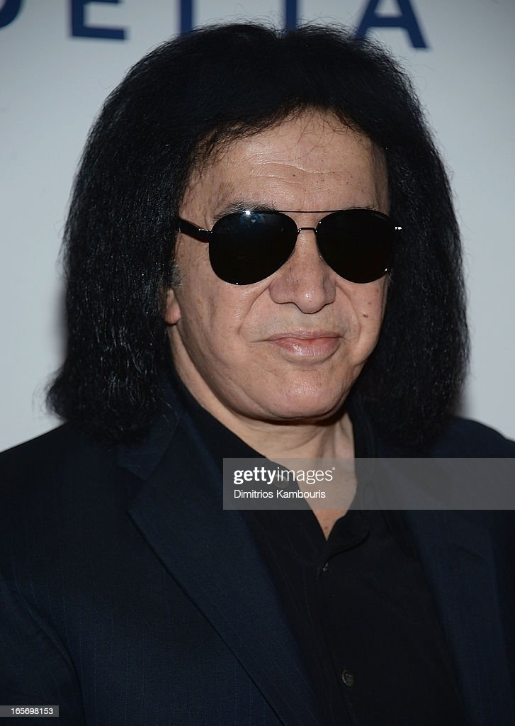 <a gi-track='captionPersonalityLinkClicked' href=/galleries/search?phrase=Gene+Simmons&family=editorial&specificpeople=138593 ng-click='$event.stopPropagation()'>Gene Simmons</a> attends The Friars Club Roast Honors Jack Black at New York Hilton and Towers on April 5, 2013 in New York City.