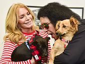 Gene Simmons Of KISS Makes Surprise Appearance At Wags...