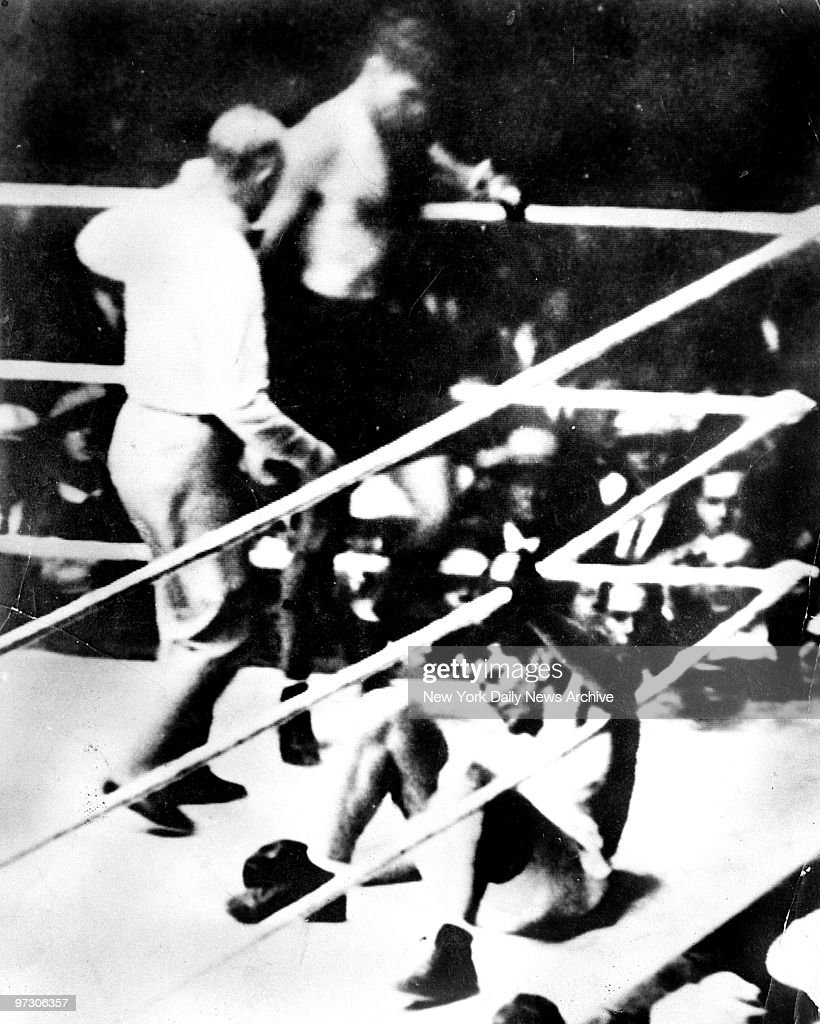 Tunney V Dempsey - The Long Count