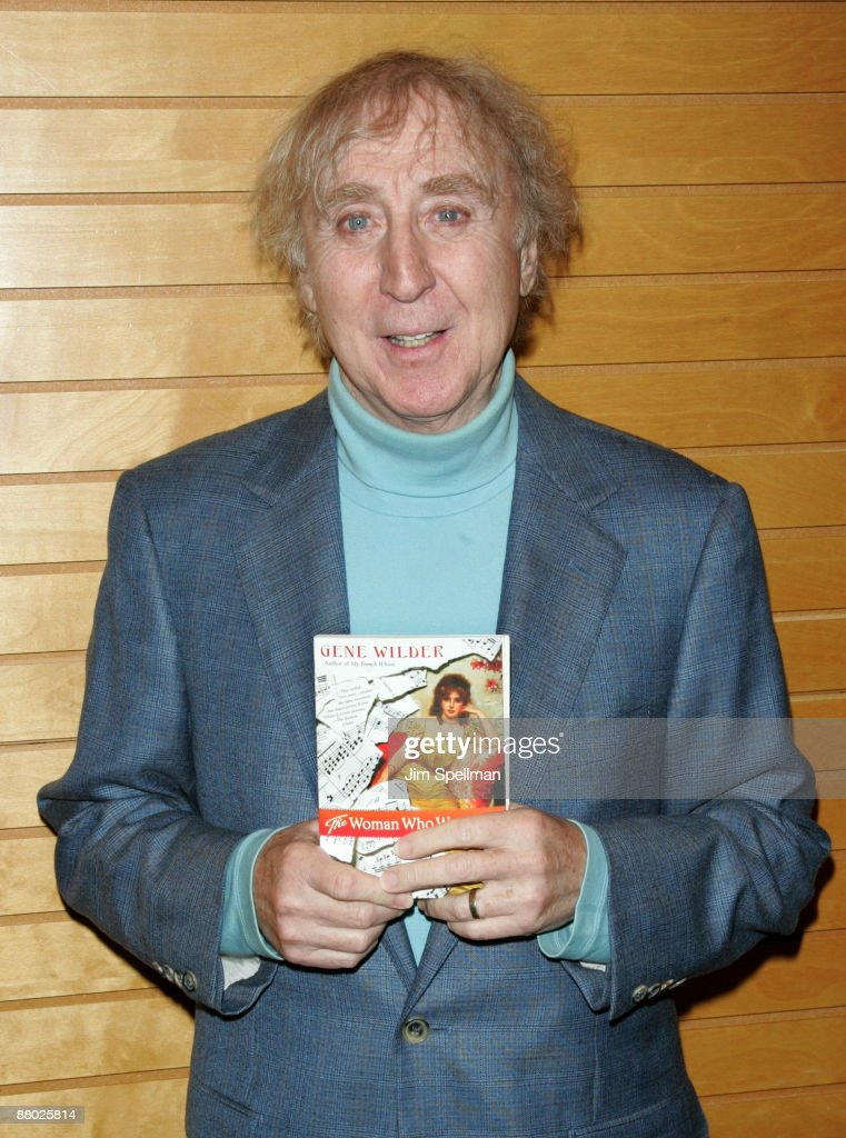 "Gene Wilder Signs Copies Of ""Women Who Wouldn't"" - May 27, 2009"
