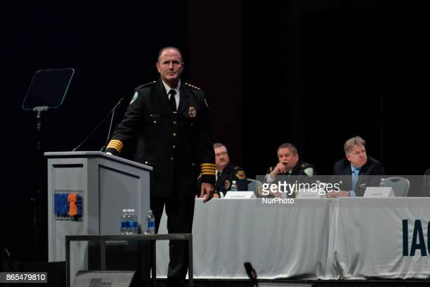 General Assembly of the International Association of Chiefs of Police conference in Philadelphia PA on October 23 2017