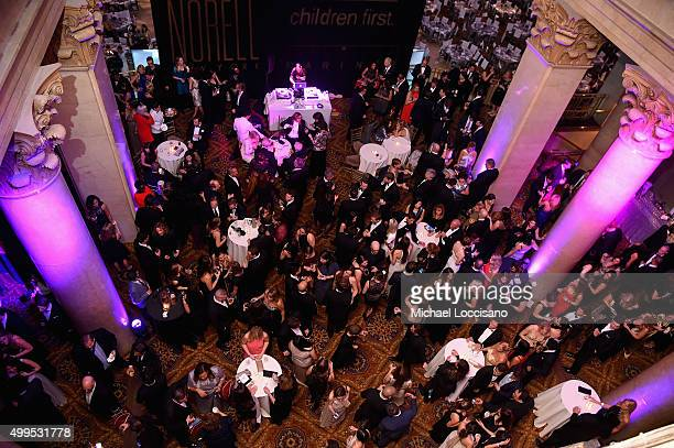 General atmospehere at the 11th Annual UNICEF Snowflake Ball Honoring Orlando Bloom Mindy Grossman And Edward G Lloyd at Cipriani Wall Street on...