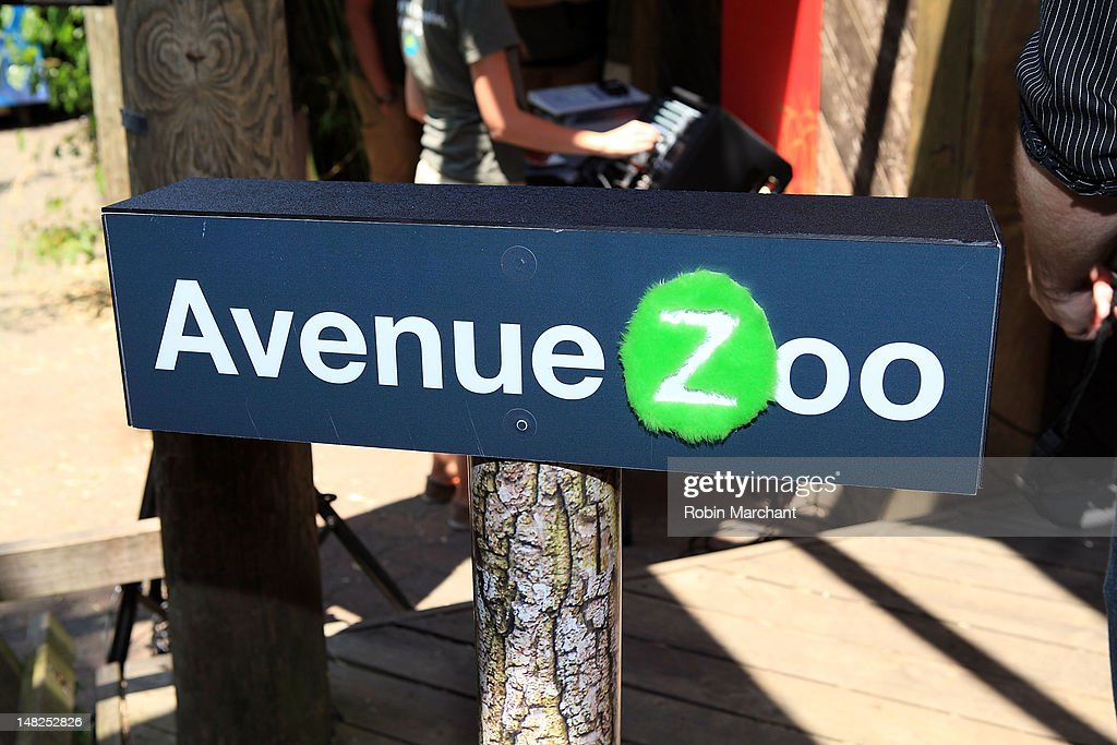 General atmosphere at Bronx Zoo on July 12, 2012 in New York City.