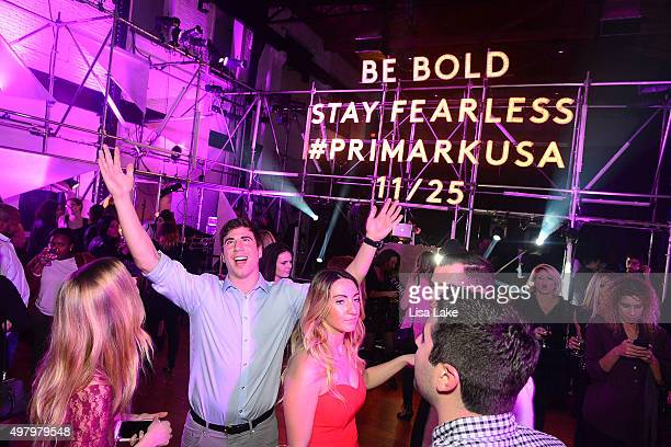 General Atmosphere at The Keke Palmer Refinery29 Host Club Primania Event at Skybox Event Center on November 19 2015 in Philadelphia Pennsylvania