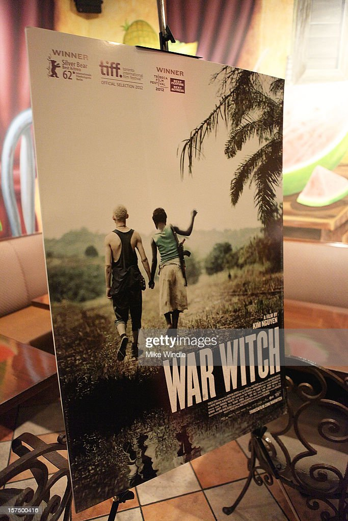 General atmosphere at Tribeca Film and Telefilm Canada host a special screening for Kim Nguyen's WAR WITCH Official Entry for the 85th Academy Awards...