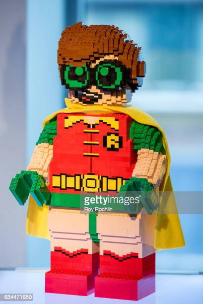 General atmosphere during 'The Lego Batman Movie' New York Screening at AMC Loews Lincoln Square 13 on February 9 2017 in New York City