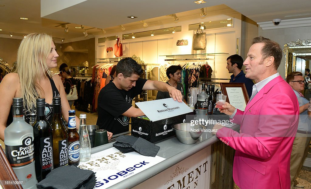 General atmosphere is displayed at Fashion's Night Out at Kyle by Alene Too on September 6, 2012 in Beverly Hills, California.